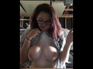 Cigarettes & Big Tits