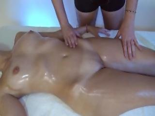 Happy Ending Massage For Hot Teen Intense Female Orgasm Massage2018