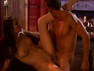Lovely Faith Leon - Sex with a vampire