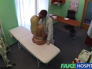 Amateur, Blowjob, Couple, Doctor, Hospital, Oral, Sex, Spit