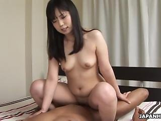 Asian Bitch Kashii Getting Her Wet Pussy Annihilated