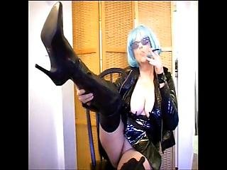 Zoe Zoe Ziporn Star Movies Zoe -sexy Boot Smoker