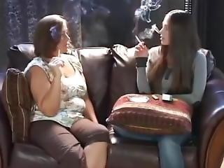 Fétiche, Vieux, Fumeur, Jeune