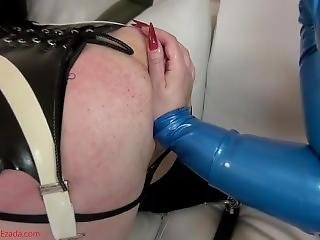Huge Double Strapon Fuck