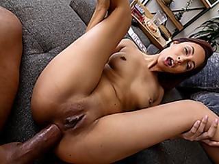Brunette Jade Jantzen Show Her Tight Juicy Ass To Fuck