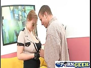38dd Officer Of The Law