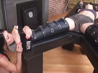 Bondage, Lick, Pornstar, Small Tits, Torture