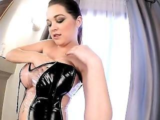Video Of Tessa Fowler As A Busty Dominatrix! _ Big Tits And Big Boobs At Bo