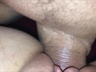 Big Dick Fucks Wet Pussy With A Help Of A Toy