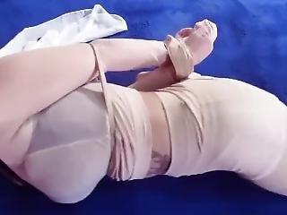 Asiatique, Bondage, Fétiche, Japonaise, Collants, Bas Collants