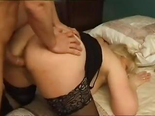 Fabienne Dumont - French Bbw Mature Fucked Rough Deep Anal
