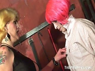Latin Slave Albas Lesbian Whipping And Humiliation