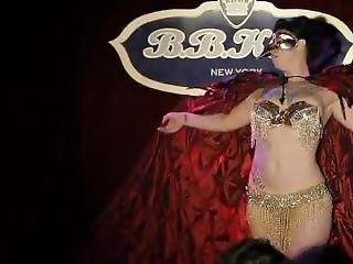 Dannie D - Burlesque Bird