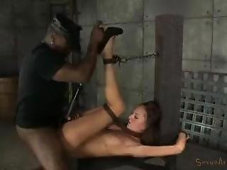Sexually Broken - Chained And Ravaged