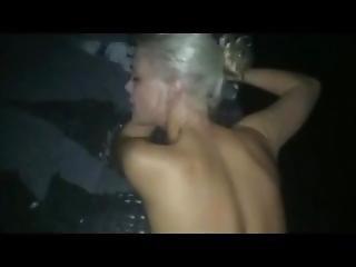 British Blonde Takes Bbc Video 1