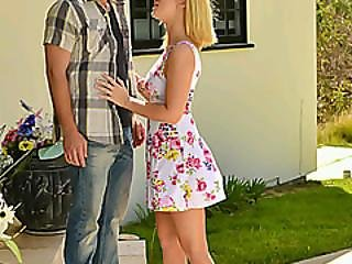 The Dude Bailey Brooke Is Into Just Fucked Her Solid