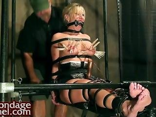Tied Tortured Tits