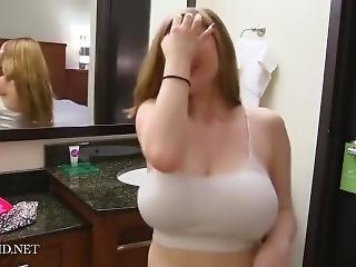 Μεγάλο βυζί creampie πορνό