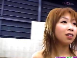 Crazy Japanese Hot Fucking