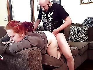 Cheating With Slut Prostitute Doggy Style Fuck