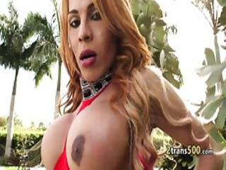 Guys Love Banging Tranny Asses Outdoor