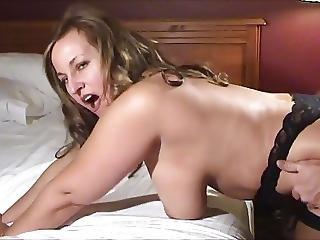 Hot Milf Hotel Fuck