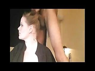 Redhead Hairjob On Bbc, Long Hair, Hair