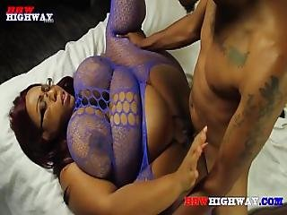 Busty Milf Macchiato Bbw Takes Dick From Pretty Thug Newcomer Alphonso Lays