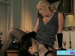 Control The Sex Actions Through Interactive Porn