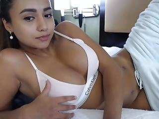 Camila Gomez Amazing Boobs !!! Play With His Perfect Body