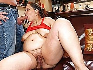 Preggy Timea Nailed In Her Curly Twat