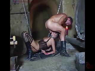 連鎖, おまんこ, 支配する, フェティッシュ, ファッキング, AV女優, 罰する, 荒っぽい, 服従的な, のどファック