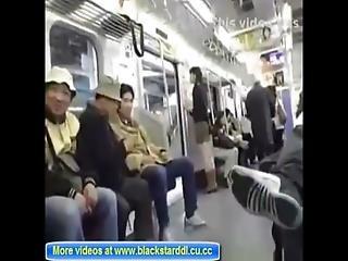Train Groping Chikan Several Women