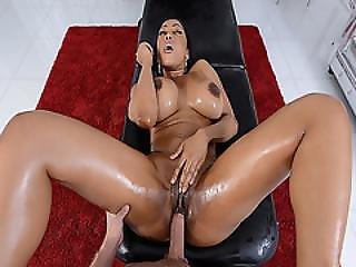 Tony Rubino Pounding Moriah Mills Ebony Pussy