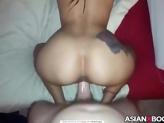 Beautiful Amateur With Big Tits Gets Fucked Hard