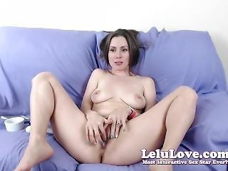 Lelu Love-webcam: Dancing Dildo Vibrator Masturbation Show