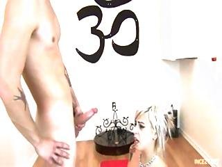 Sister Victoria And Brother Richie-naked Yoga