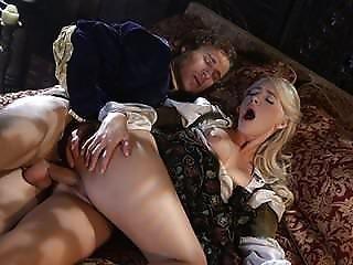 Sexy Sleeping Beauty Parody