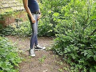 Chatte Aspirateur, Jeans, étroite