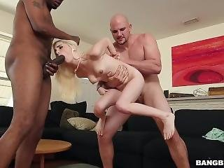 Piper Perri Was Fucked From Both Sides