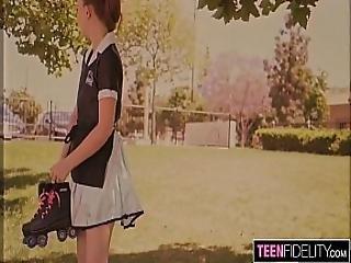 Teenfidelity Big Butt Teen Creampied By Big Dick