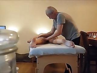 Daheim, Selbstgemacht, Massage