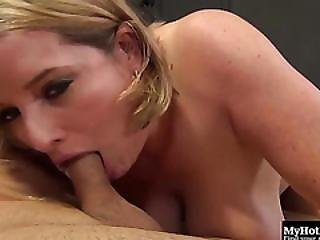 Maggie Greens Pussy Is Never Done Taking Dick, So She Sees A Couple
