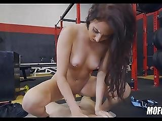 Getting Pussy At The Gym