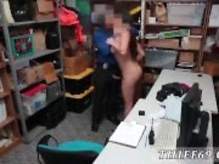 Cop fucks ebony Apparel Theft