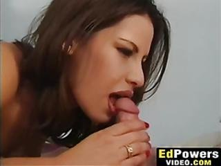 Attractive Teenie Violet Love Has Crazy Sex With Mature Guy