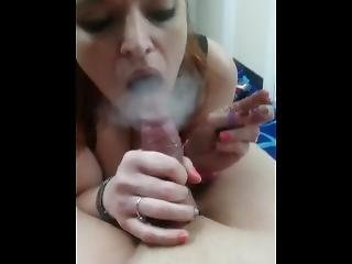 Smoking Cock Teaser