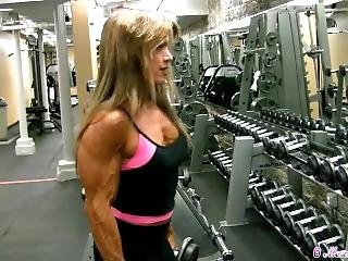 Linda Female Bicep Long Workout