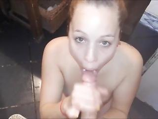 She Asked Me To Fuck Her After Showering