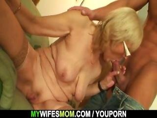 I Ve Just Fucked My Wife S Old Mom